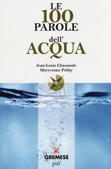 Fondazionesergioperlamusica.it Le 100 parole dell'acqua Image