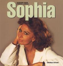 Sophia - Stefano Masi,Enrico Lancia - copertina