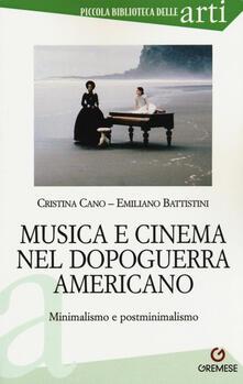Musica e cinema nel dopoguerra americano. Minimalismo e postminimalismo.pdf
