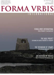 Forma urbis international (2016)