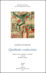 Qualitatis coniectura. Testo latino a fronte. Ediz. critica