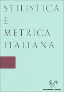 Daddyswing.es Stilistica e metrica italiana  (2016). Vol. 16 Image