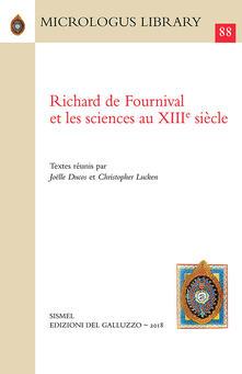 Capturtokyoedition.it Richard de Fournival et les sciences au XIIIe siècle Image