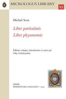 Criticalwinenotav.it Liber particularis-Liber physionomie. Ediz. critica Image