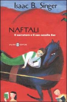 Lpgcsostenible.es Naftali il narratore e il suo cavallo Sus Image