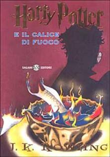 Harry Potter e il calice di fuoco. Vol. 4 - J. K. Rowling - copertina
