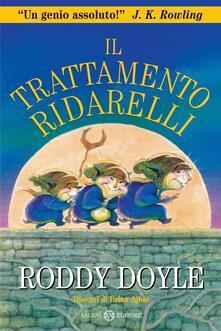 Il trattamento ridarelli - Roddy Doyle - copertina