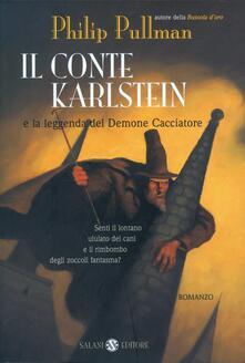 Capturtokyoedition.it Il conte Karlstein e la leggenda del demone cacciatore Image