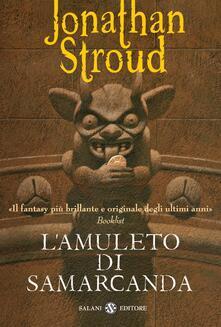 Listadelpopolo.it L' amuleto di Samarcanda. Trilogia di Bartimeus. Vol. 1 Image