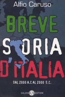 Antondemarirreguera.es Breve storia d'Italia. Dal 2000 a. C. al 2000 d. C.-Breve storia del mondo Image