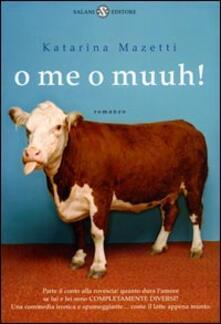 Librisulladiversita.it O me o muuh! Image