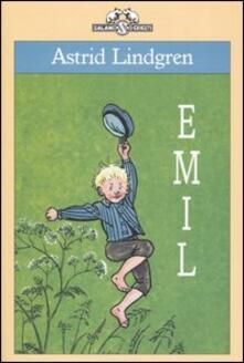 Emil - Astrid Lindgren - Libro - Salani - I criceti | IBS