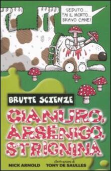 Voluntariadobaleares2014.es Cianuro, arsenico, stricnina e altri vomitevoli veleni. Ediz. illustrata Image