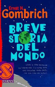 Breve storia del mondo - Ernst H. Gombrich - copertina