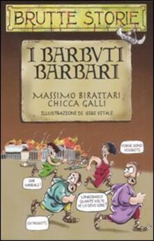 Tegliowinterrun.it I barbuti barbari Image
