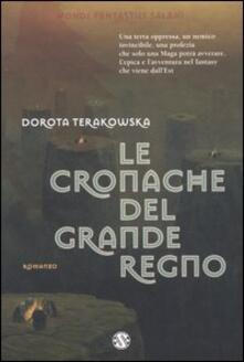 Le cronache del Grande Regno - Dorota Terakowska - copertina