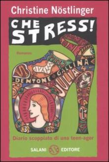 Warholgenova.it Che stress! Image