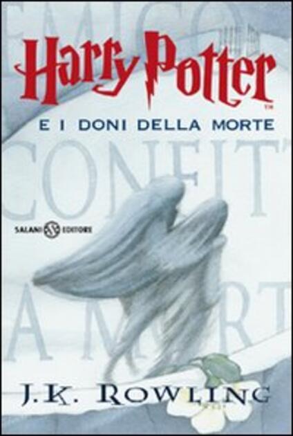 Harry Potter e i doni della morte. Vol. 7 - J. K. Rowling - copertina