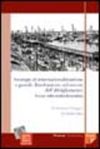 Strategie di internazionalizzazione e grande distribuzione nel settore dell'abbigliamento: focus sulla realtà fiorentina