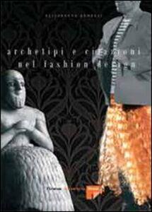 Archetipi e citazioni nel fashion design