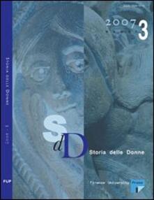 Steamcon.it Storia delle donne (2007). Vol. 3 Image