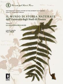 Il museo di storia naturale dell'Università di Firenze. Vol. 2 - Mauro Raffaelli - ebook