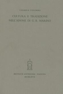 Cultura e tradizione nell«Adone» di G. B. Marino.pdf