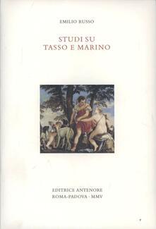 Premioquesti.it Studi su Tasso e Marino Image