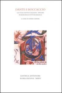 Lectura Dantis Scaligera. Da Dante a Boccaccio 2004-2005