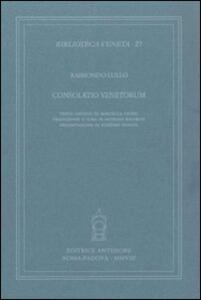 Consolatio venetorum