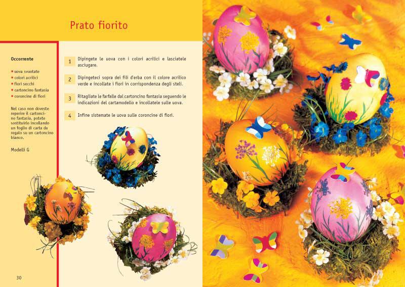Decorare le uova di pasqua erika bock libro edizioni del borgo ibs - Decorare uova di pasqua ...