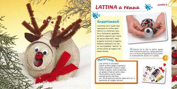 Libro Creare a Natale con materiale di recupero Mara Antonaccio 1