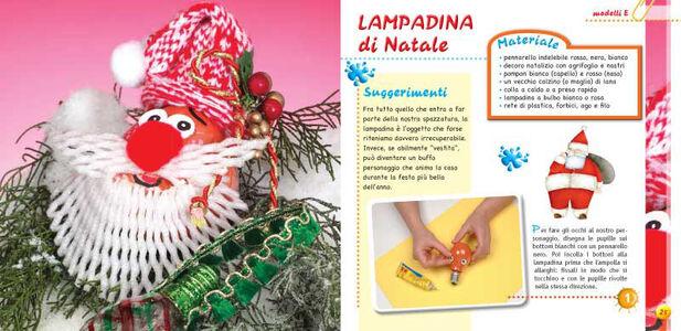Libro Creare a Natale con materiale di recupero Mara Antonaccio 2