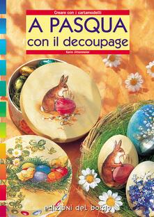 Promoartpalermo.it A Pasqua. Con il découpage Image