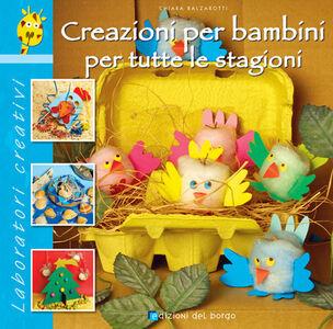 Creazioni per bambini per tutte le stagioni