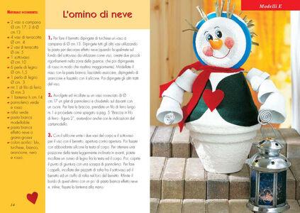 Libro A Natale con i vasetti di terracotta Ingrid Moras 1