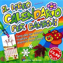 Il libro calendario per bambini
