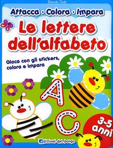 Letterarioprimopiano.it Le lettere dell'alfabeto. Ediz. illustrata Image