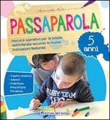 Writersfactory.it Passaparola. 5 anni Image