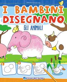 Lpgcsostenible.es I bambini disegnano gli animali. Imparo a disegnare Image