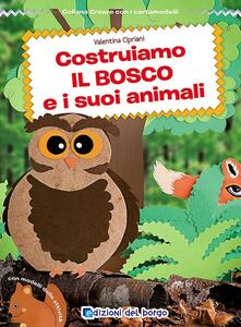 Costruiamo il bosco e i suoi animali