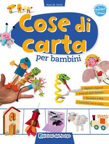 Voluntariadobaleares2014.es Cose di carta per bambini Image