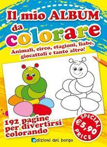 Winniearcher.com Il mio album da colorare. Ediz. illustrata Image