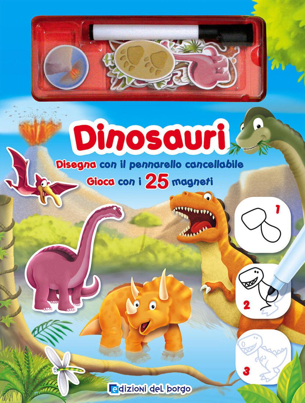 Dinosauri. Con gadget