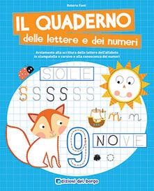 Lpgcsostenible.es Il quaderno delle lettere e dei numeri Image