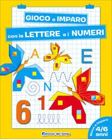 Squillogame.it Gioco e imparo con le lettere e i numeri. 4-6 anni Image