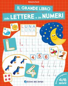 Warholgenova.it Il grande libro delle lettere e dei numeri. 4-6 anni Image