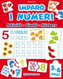 Imparo i numeri. Con adesivi.pdf