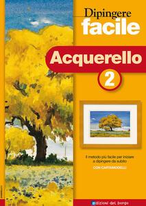 Libro Dipingere facile. Acquerello. Vol. 2 Myriam Ferròn