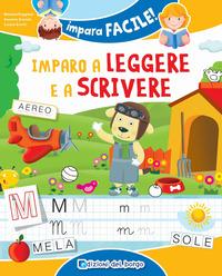 Imparo a leggere e a scrivere - Puggioni Monica Branda Daniela Binelli Cinzia - wuz.it